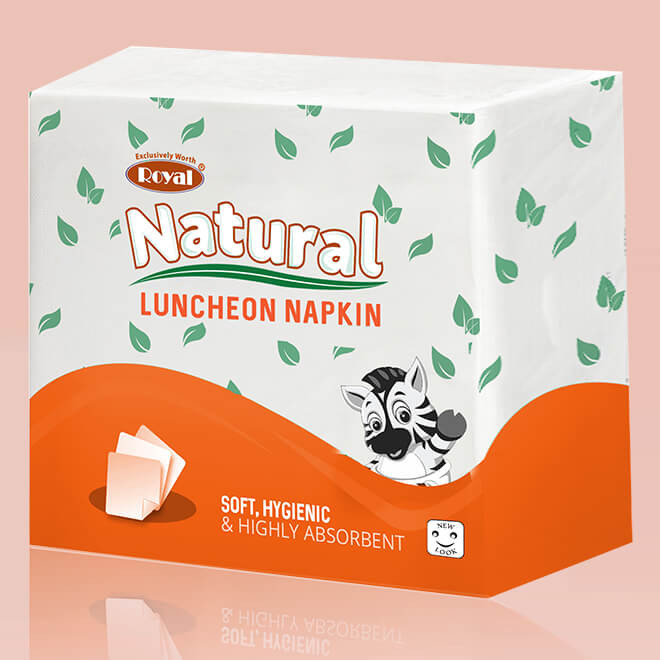 Royal Luncheon Napkin 50 Sheets in Pack of 1